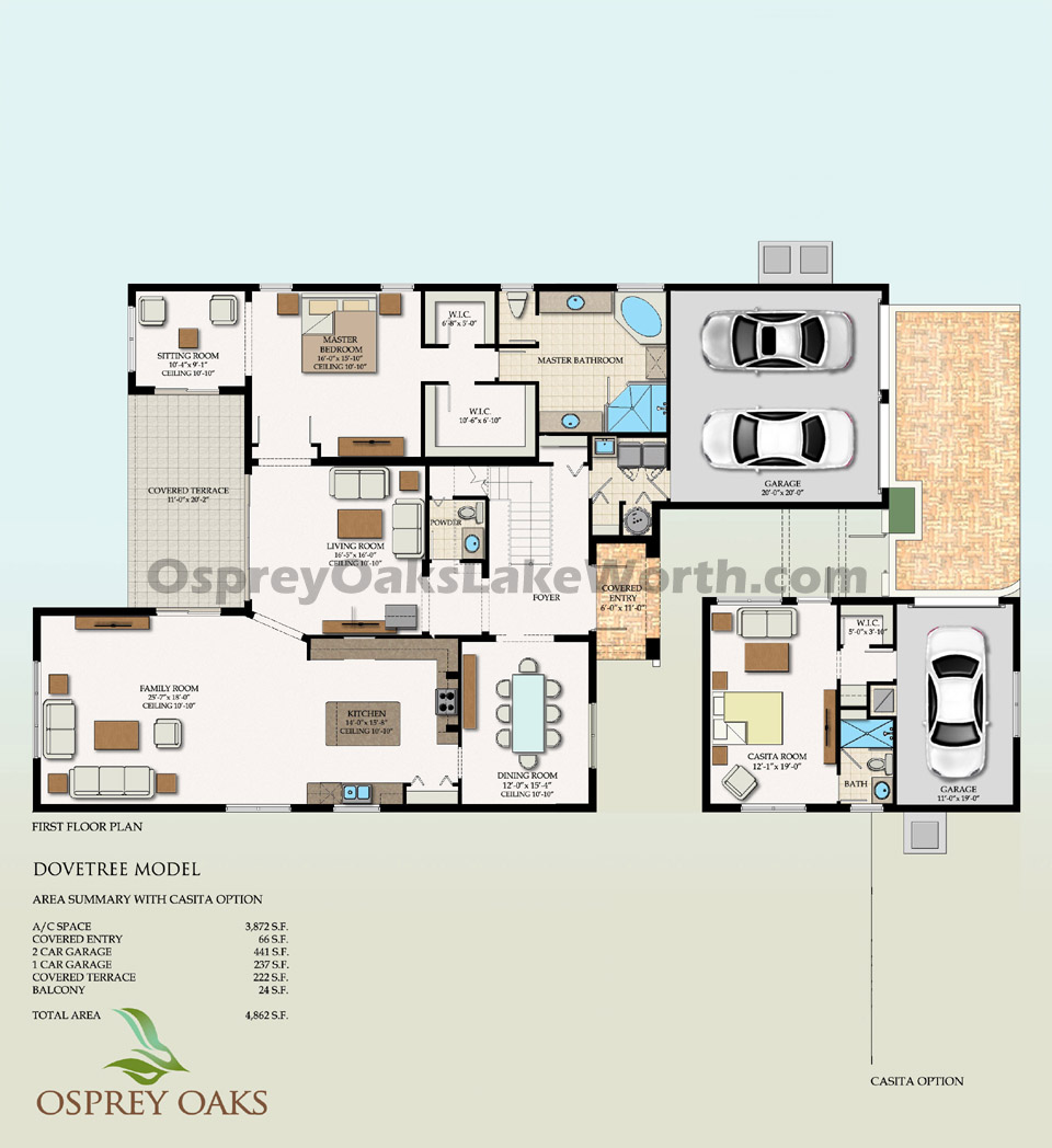 House plans with attached casitas for 2 bedroom casita plans